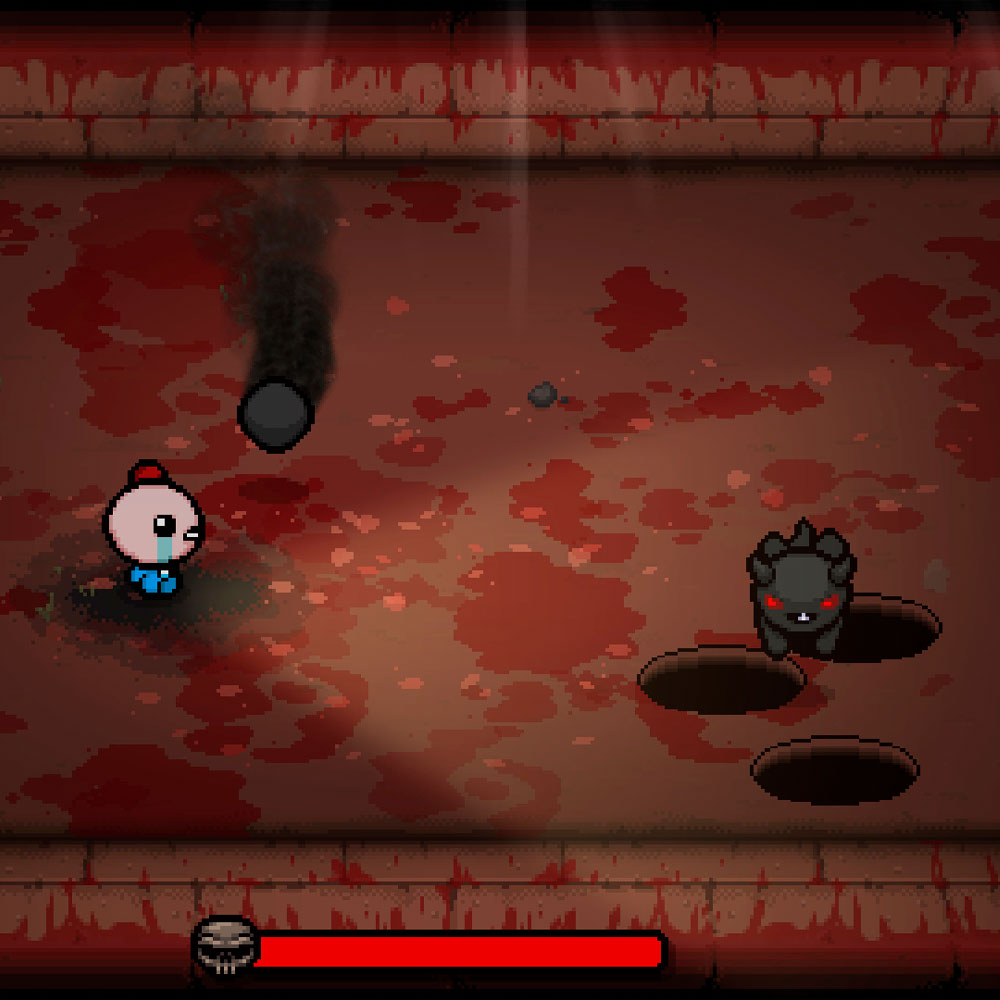 The Binding Of Isaac Switch