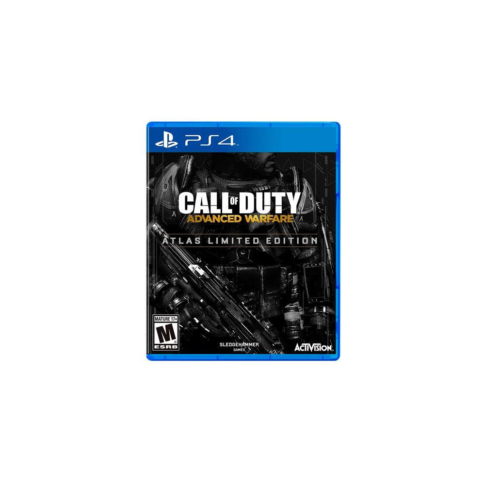Call Of Duty Advanced Warfare Atlas Edicion Limitada PS4